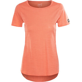 super.natural Comfort Japan - T-shirt manches courtes Femme - rose